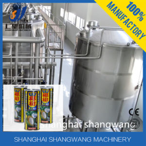 Complete Falvored Coconut Juice Filling and Capping Machine pictures & photos