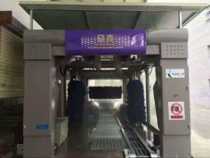Fully Automatic Tunnel Car Washing Machine System Steam Machine for Cleaning Equipment Manufacturer Factory Quick Wash pictures & photos