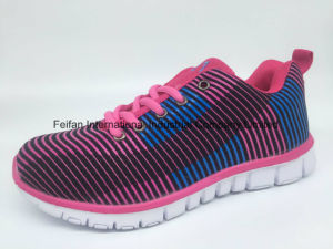 Hottest Cheap Men′s Athletic Running Shoes Sneaker (FF170606) pictures & photos