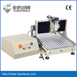Acrylic PVC PETG HDPE Cutting Engraving Carving Machine pictures & photos