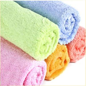 100% Cotton Embroidered Custom Made Face Towel Wholesale