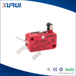 UL TUV RoHS Micro Switch with Screw Terminal 16A 250VAC pictures & photos