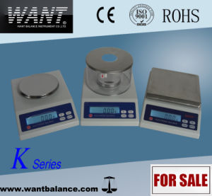 Electronic Weighing Scale (0-30kg/0.001g-0.1g) pictures & photos
