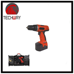 12/18V 1200mA Ni-CAD Battery Cordless Li-ion Impact Drill pictures & photos