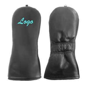 Soft Genuine Leather Golf Headcover pictures & photos