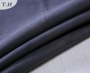 100 Polyester Suede Fabric Latest Sofa Fabric pictures & photos