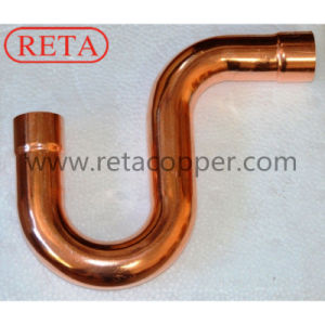 P-Trap Copper Fitting for Water System pictures & photos