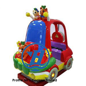 Colorful Kiddie Ride Game Machine for Sale (ZJ-KR10) pictures & photos