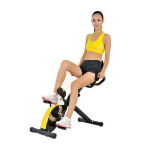 Portable Indoor Magnetic Exercise Bike for Sale pictures & photos
