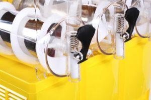 Juicer Dispenser/Slush Maker with Double Tank Machine pictures & photos