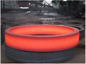 Hot Rolled En8 SAE4140 Steel Retaining Ring pictures & photos