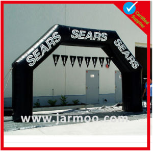 Custom Outdoor PVC Inflatable Arch for Sports and Racing pictures & photos