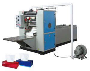 Automatic Interfolding Facial Tissue Paper Making Machine 2 Lines (1 ton capacity) pictures & photos