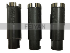 Diamond Wet Core Bit for Granite (with water) pictures & photos
