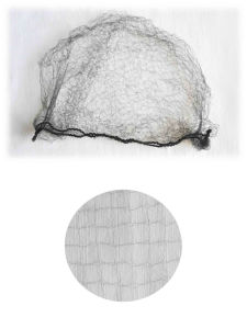 Nylon Honeycomb Hair Nets for Cooking/Food Service pictures & photos
