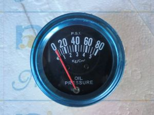"2"" 52mm The Oil Pressure Gauge of 10kg Pressure pictures & photos"
