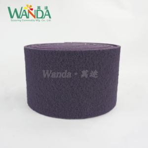 Industrial Usage Cleaning Product Scrubbing Pad Scouring Pad in Roll pictures & photos