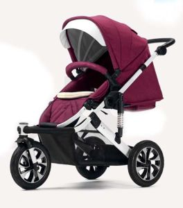 2017 New Design Aluminum Baby Jogger with European Approved pictures & photos