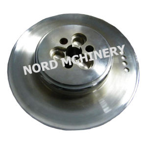 Sand Cast Pulley for Wood Machinery pictures & photos