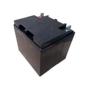 Hot Sale Maintenance Free Lead Acid AGM Batteries 12V 38ah pictures & photos