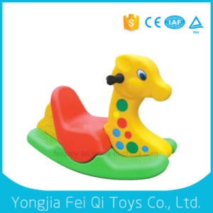 Wholesale Manufacturers Wooden Rocking Horse for Wholesales Kid Toy pictures & photos