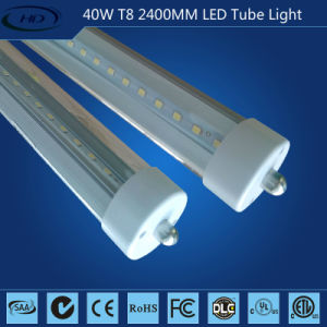 High Power 40W T8 2400mm 8FT LED Tube Light pictures & photos