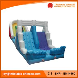 2017 Outdoor Playground Outdoor Equipment Inflatable Slide (T4-403) pictures & photos