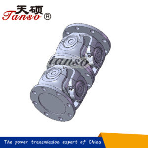 Swp-C Type Short Without Flex Type Universal Joint Coupling pictures & photos