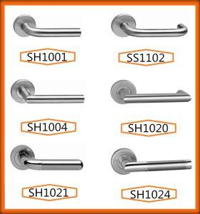 Jiangmen Sunda High Qiality Door Handle Stainless Steel pictures & photos
