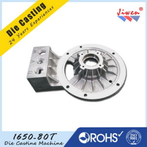 Drawing Based Aluminum Auto Driver Wheel Parts pictures & photos