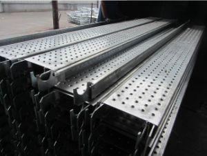 Scaffolding Steel Plank pictures & photos