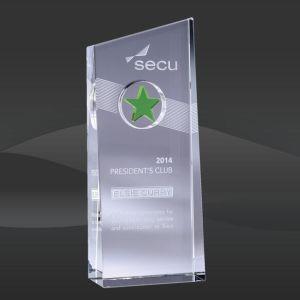 Green Nebula Crystal Star Award (JC-1579G, JC-1580G) pictures & photos