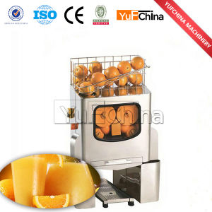 Best Selling and Favourable Price Automatic Orange Juicer pictures & photos
