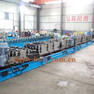 Perforated Cable Track Cable Tray Roll Forming Making Machine Philippines pictures & photos