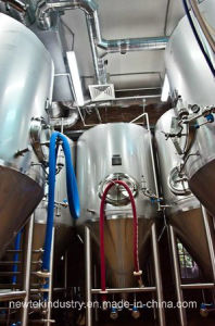 Stainless Steel Conical Fermentation Tanks Glycol Jacketed pictures & photos