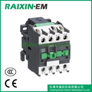 Raixin Cjx2-2510 AC Contactor 24V AC 3p AC-3 380V 11kw Green
