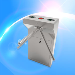 Security Equipment Automatic Fingerprint Reader Tripod Turnstile Access Control pictures & photos