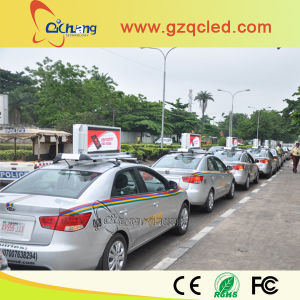 P3 Outdoor Taxi Top Full Color LED Display pictures & photos