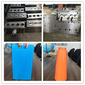 Automatic Double Station Extrusion Blow Molding Machine pictures & photos