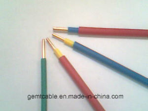 Double PVC Insulation Single Cord Cable (BVV) pictures & photos