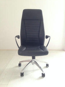 Luxury Balck High Back Executive Computer Desk Chair pictures & photos