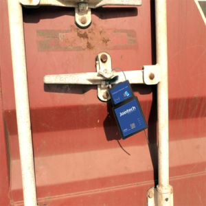 GPS Electronic Lock Jt701 for Container Door Monitoring and Control pictures & photos