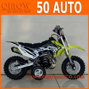 Newest Mini Size Kids Gas Dirt Bike 50cc pictures & photos