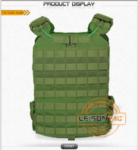 Tactical Plate Carrier with Quick Release System pictures & photos