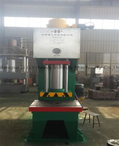 Single Column Hydraulic Press (straightening and mounting) Yll30-100 pictures & photos