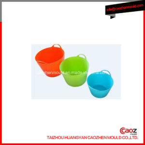 Plastic Injection Water Bucket/Clothes Basket Mould