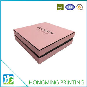 Wholesale Custom Logo Embossed Paper Cosmetic Gift Box pictures & photos