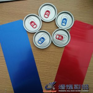 India 202 Sot Aluminum Lids for Beverages pictures & photos