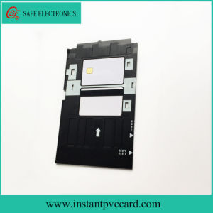 Inkjet PVC ID Card Tray for Epson T60 Printer pictures & photos