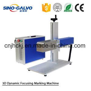 3D Fiber Laser Marking Machine Sg7210-3D for Metal Marking pictures & photos